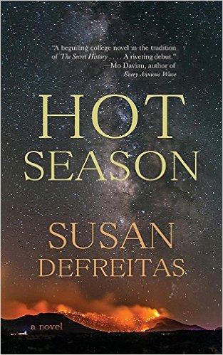 Hot Season by Susan DeFreitas