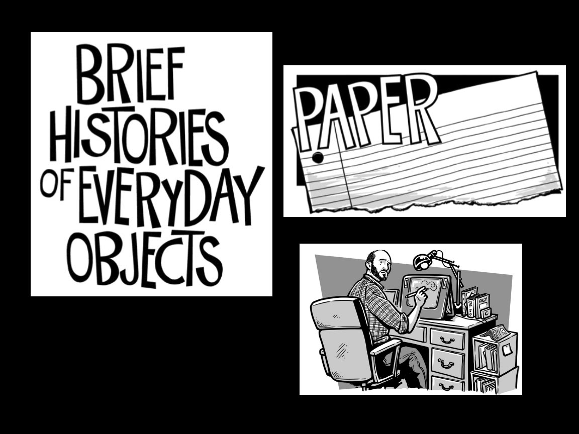 Brief History of Paper