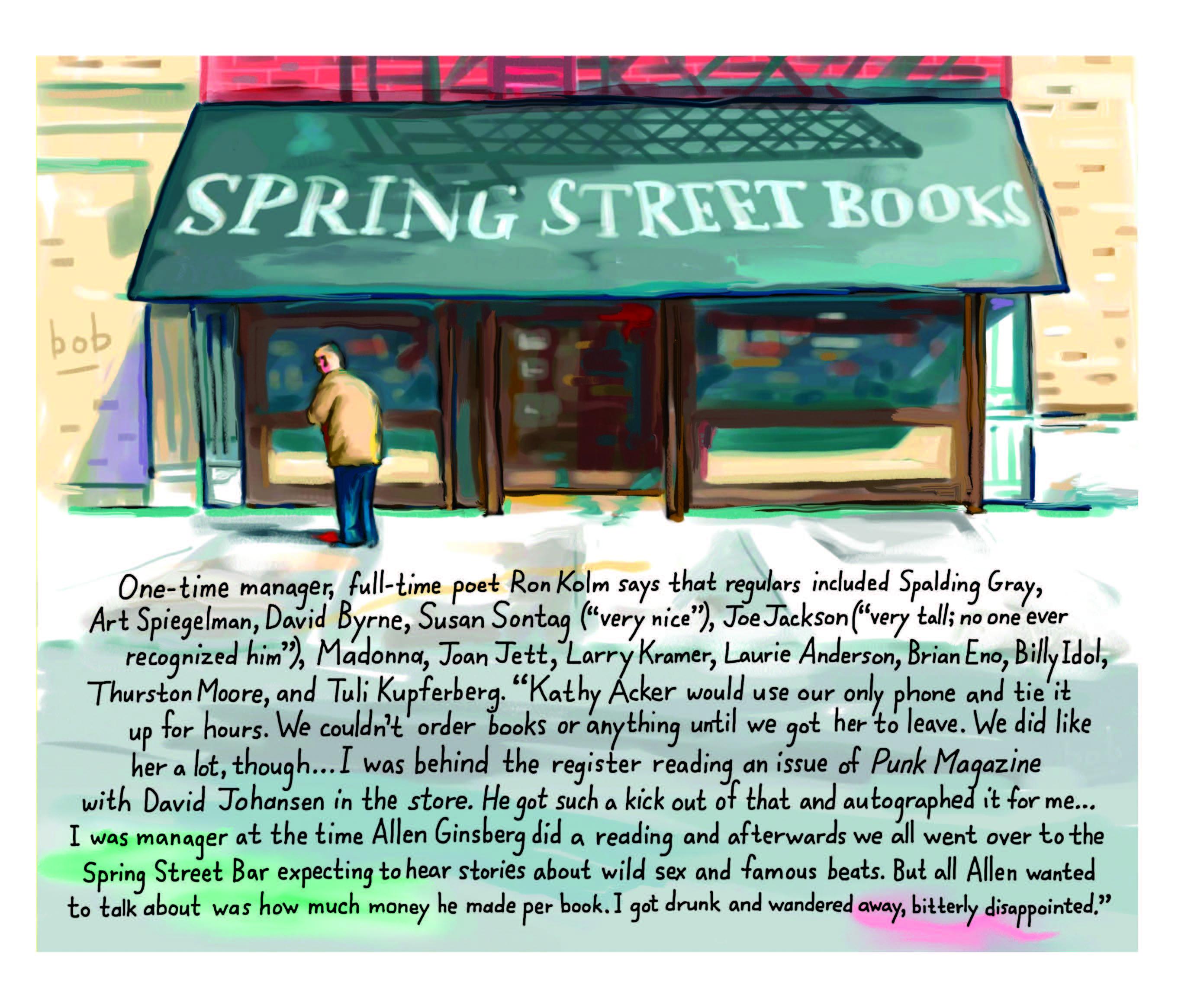 Bob Eckstein Bookstores