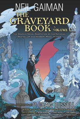 The Graveyard Book  by Neil Gaiman & P. Craig Russell