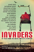 Invaders: 22 Tales from the Outer Limits of Literature by W. P. Kinsella