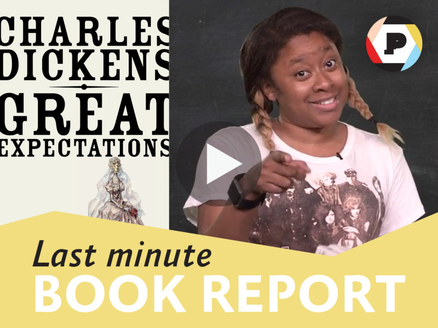 last minute book report great expectations read it forward