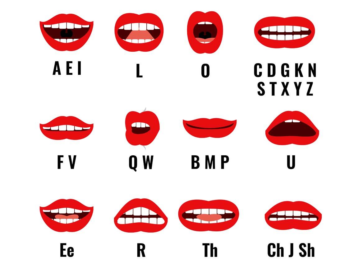 Words Pronunciation