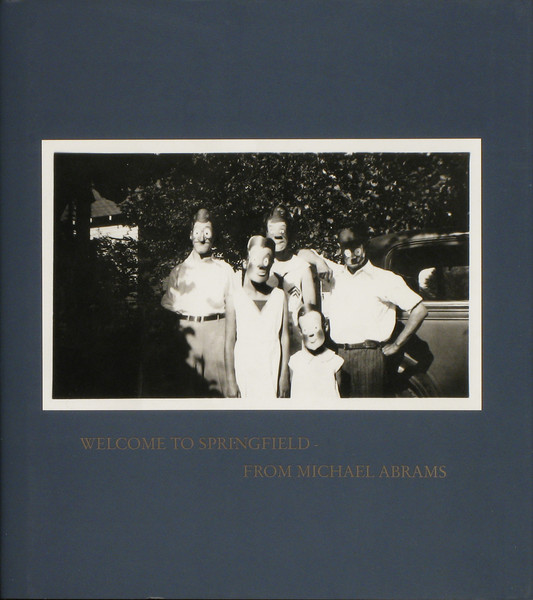 The cover of the book Welcome to Springfield
