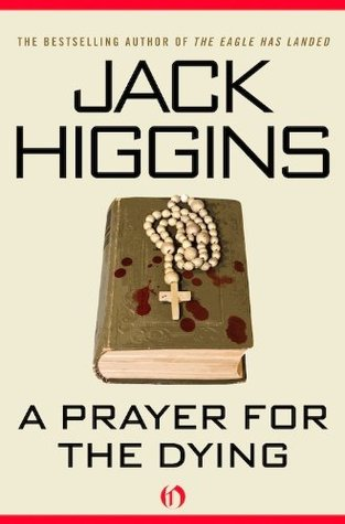 The cover of the book A Prayer for the Dying