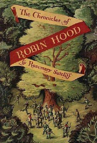 The cover of the book The Chronicles of Robin Hood