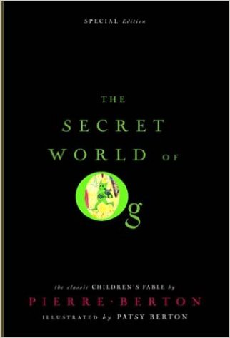 The cover of the book The Secret World of Og
