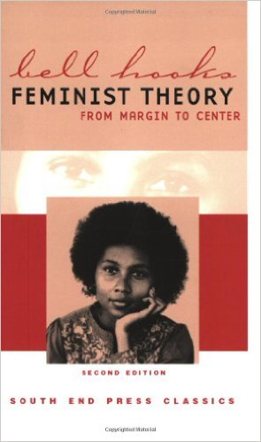The cover of the book Feminist Theory