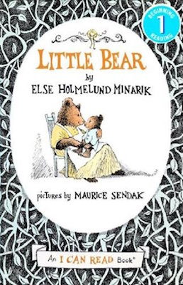 The cover of the book Little Bear