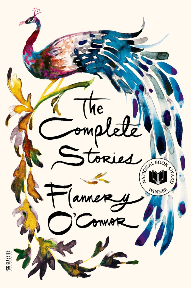 The cover of the book The Complete Stories