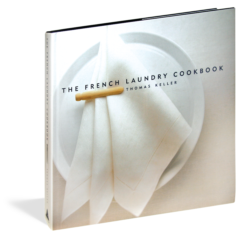 The cover of the book The French Laundry Cookbook