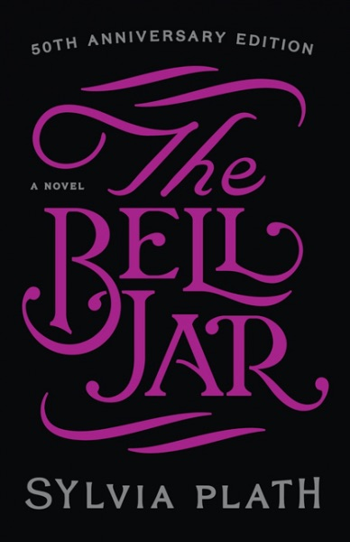 The cover of the book The Bell Jar