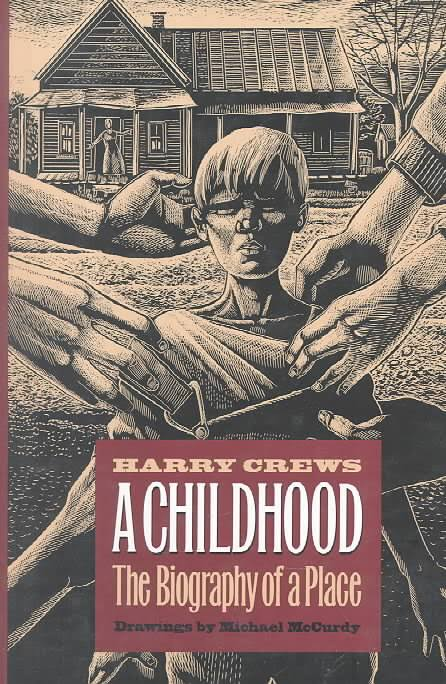 The cover of the book A Childhood
