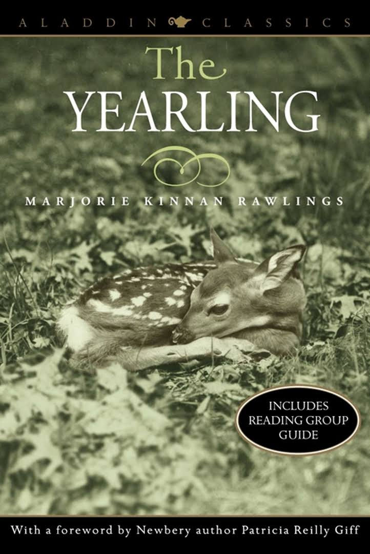 The cover of the book The Yearling