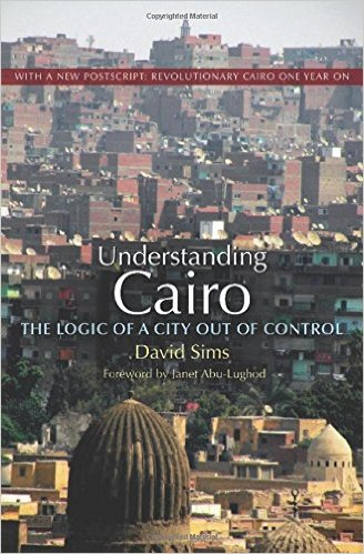 Understanding Cairo: The Logic of a City Out of Control by David Sims