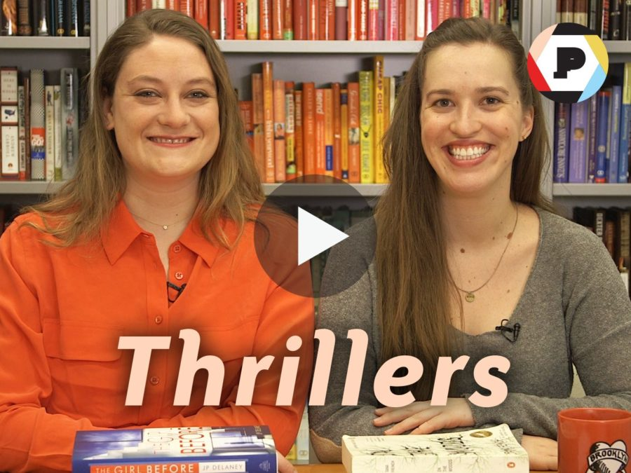 Six Picks Thrillers