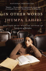 In Other Words by Jhumpa Lahiri, Ann Goldstein (Translator)