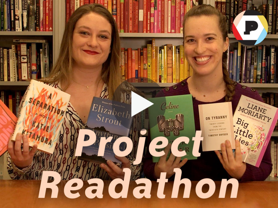 Project Readathon