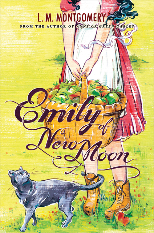 Emily of New Moon by L. M. Montgomery