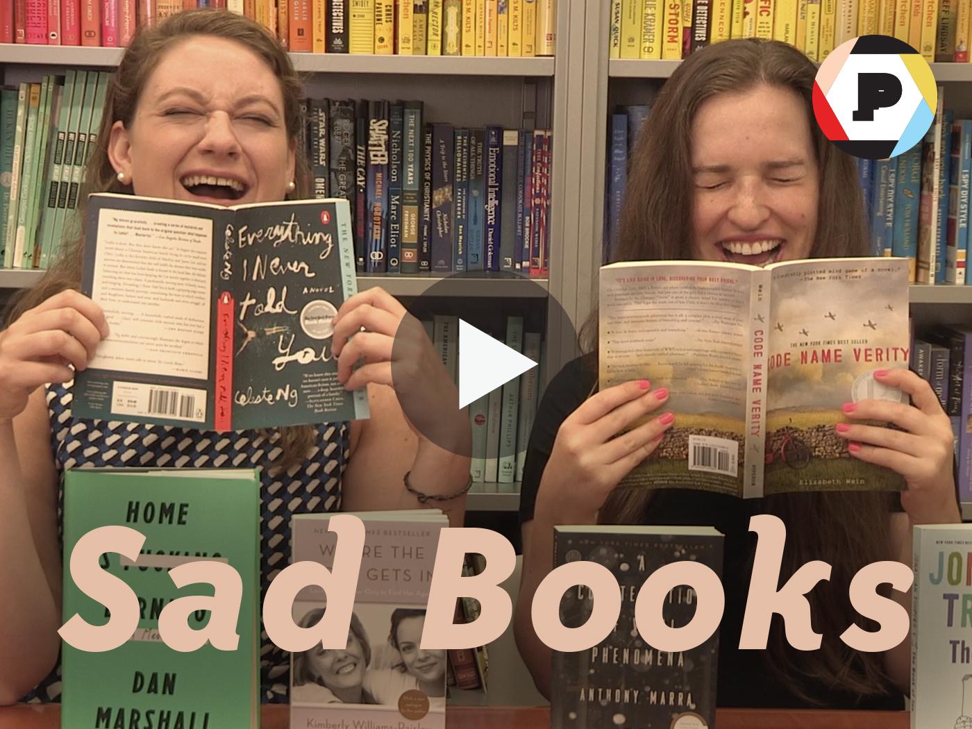Six Picks Sad Books