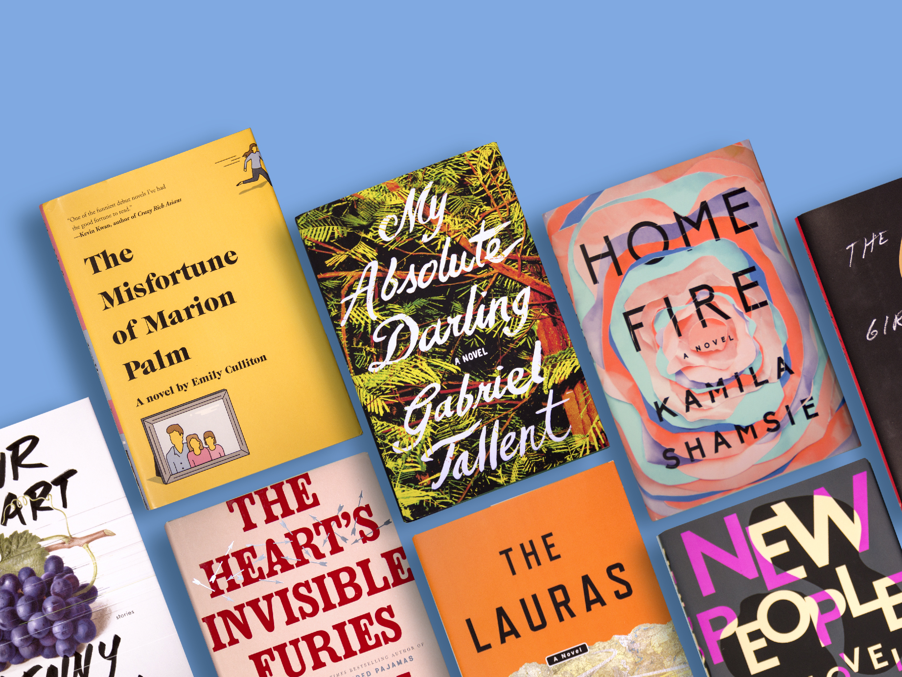 August Favorite Books