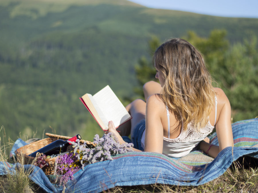 Image result for picnic and reading