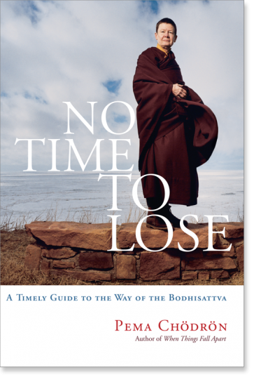 No Time to Lose: A Timely Guide to the Way of the Bodhisattva by Pema Chödrön
