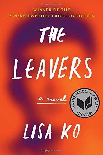The cover of the book The Leavers