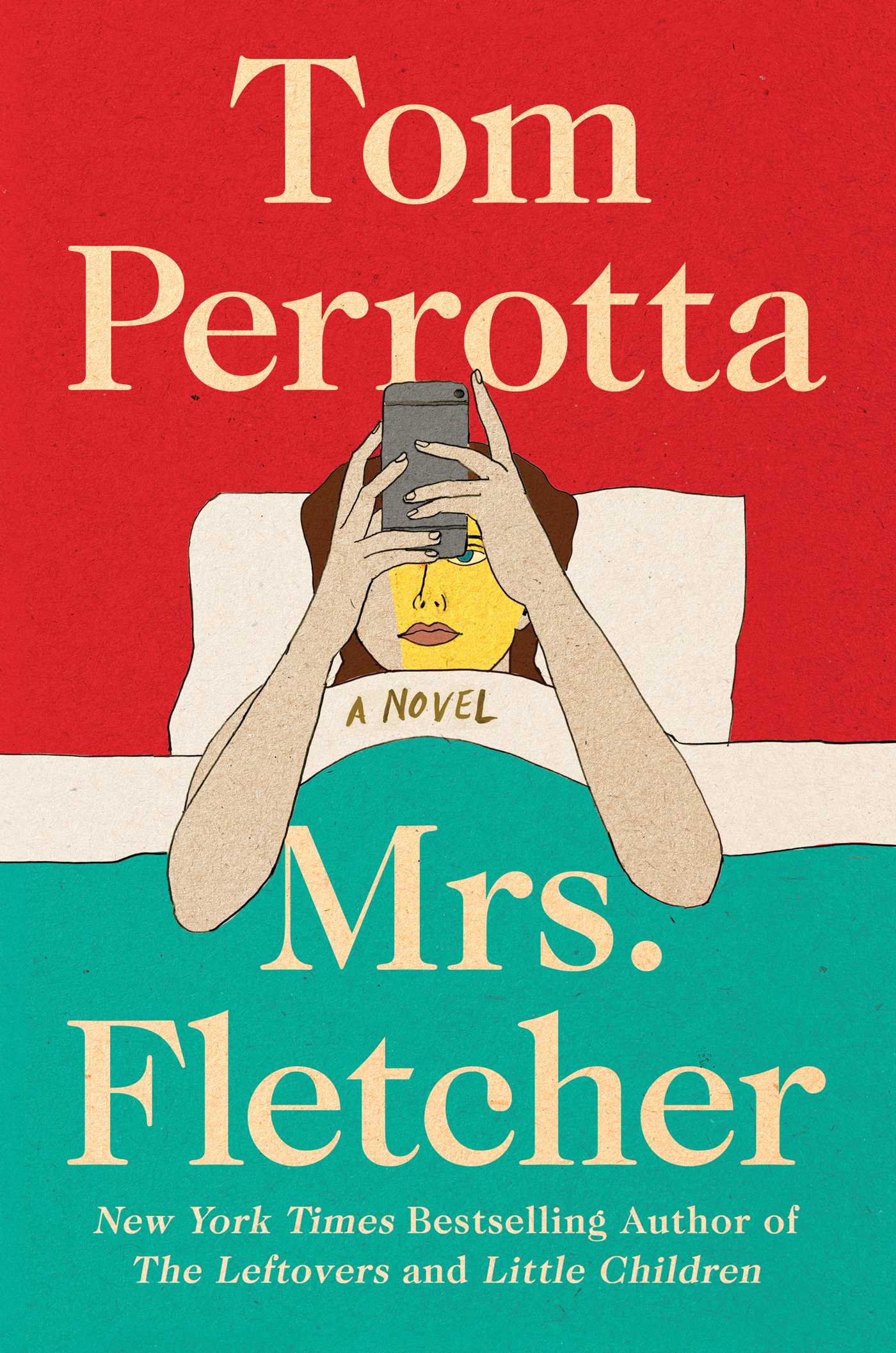 The cover of the book Mrs. Fletcher