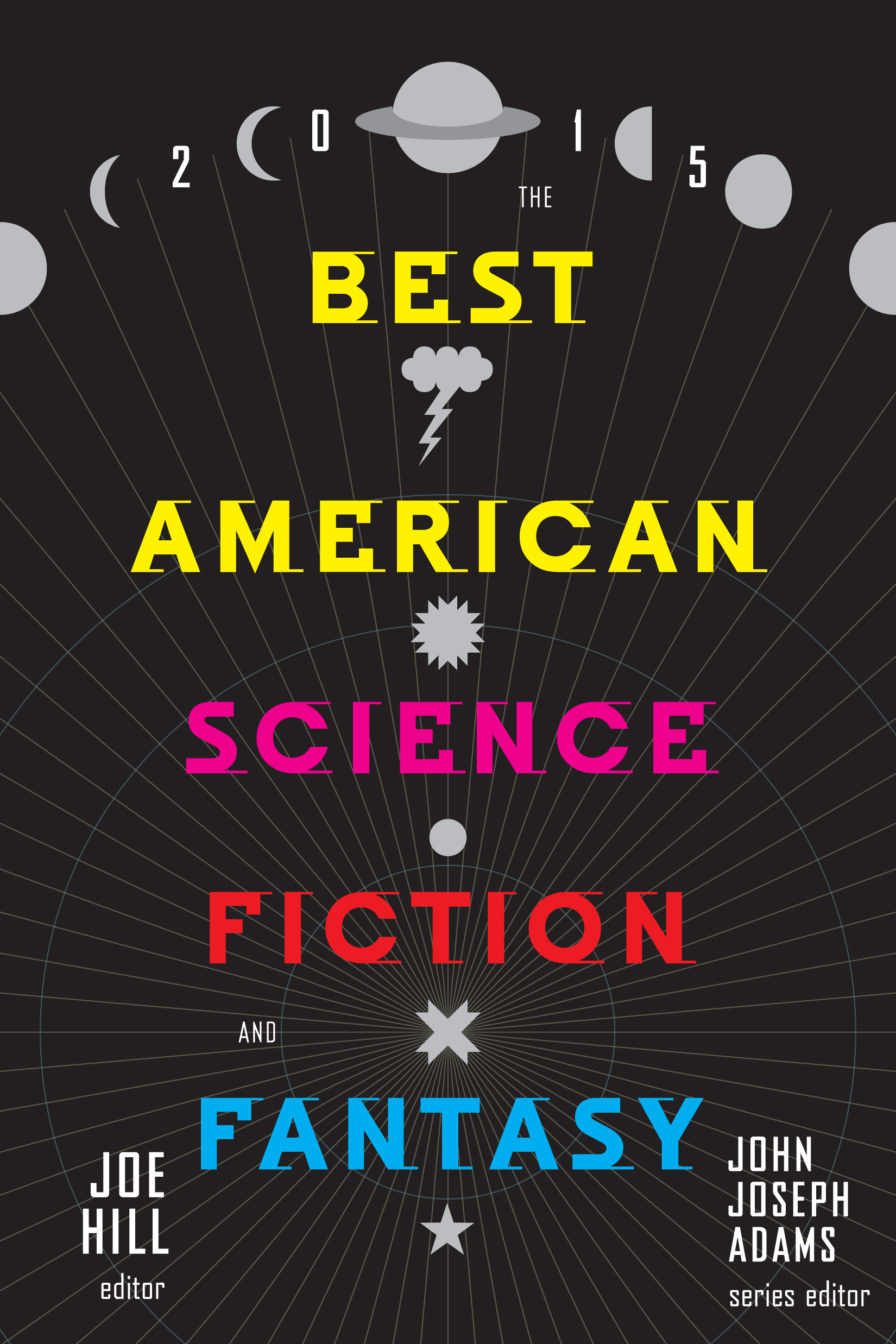The Best American Science Fiction and Fantasy 2015 by Joe Hill