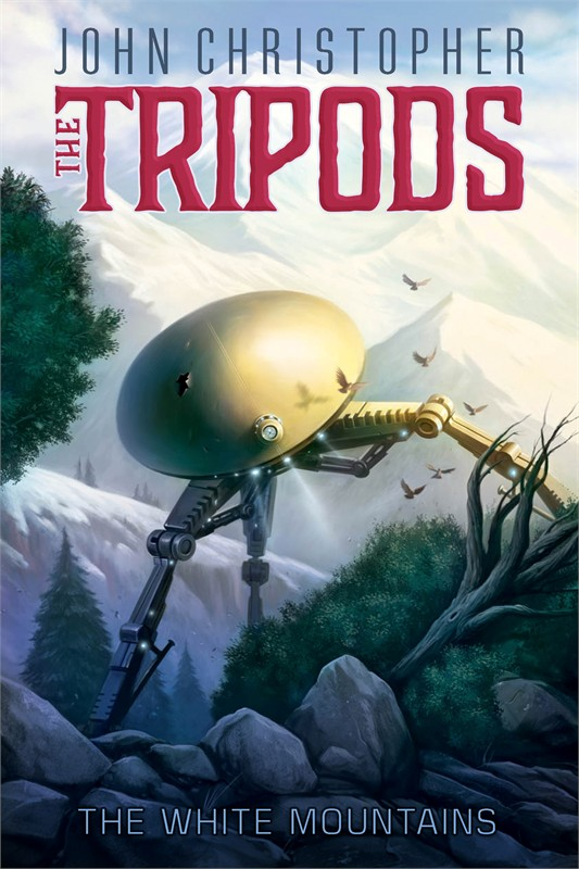 The White Mountains (The Tripods series) by John Christopher