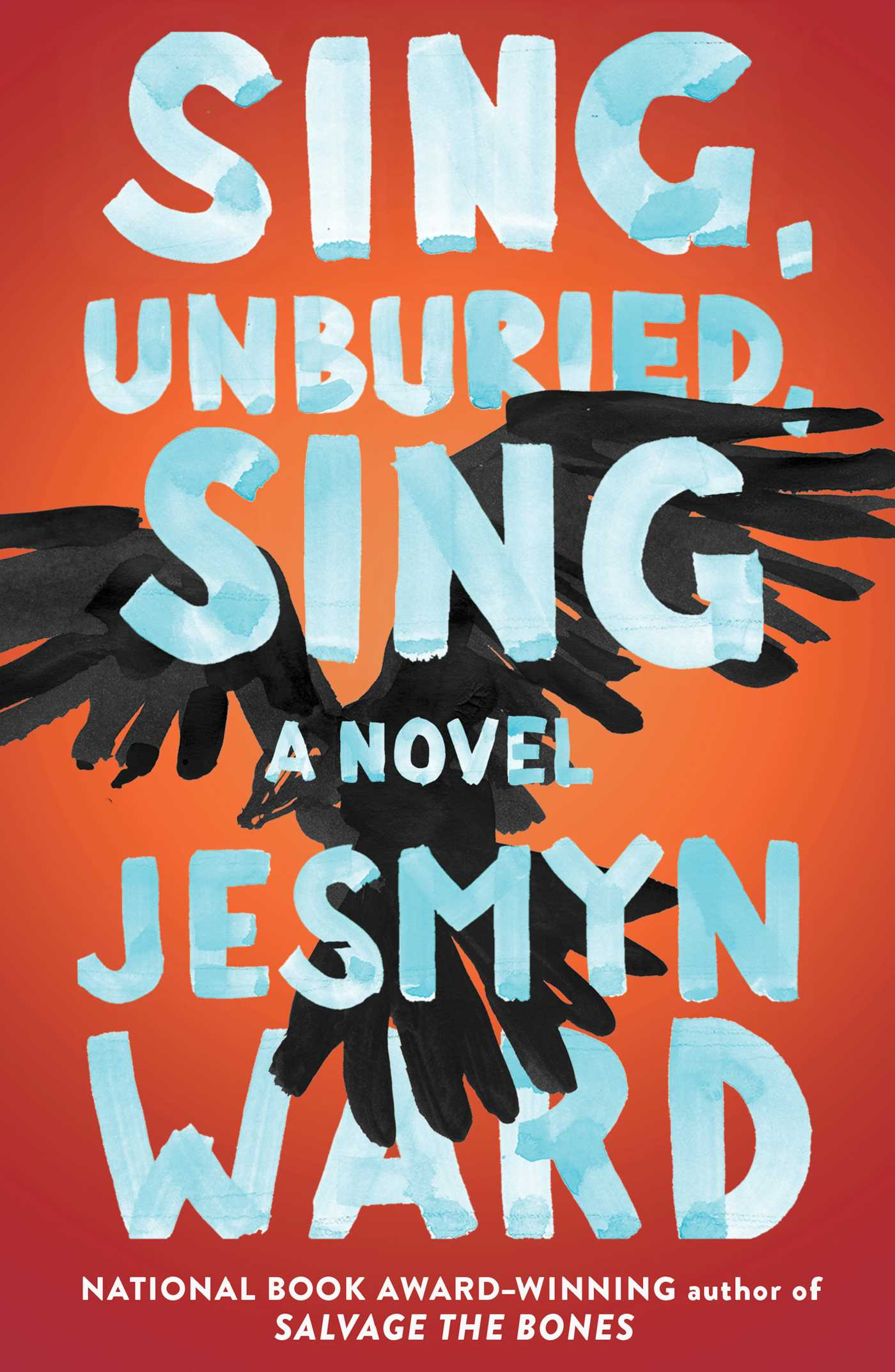 The cover of the book Sing, Unburied Sing
