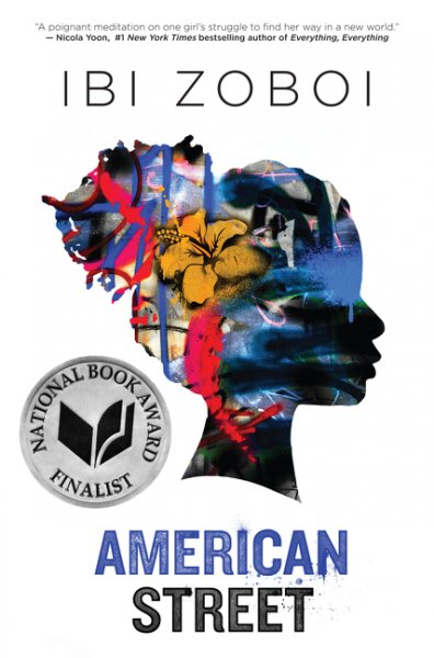 The cover of the book American Street