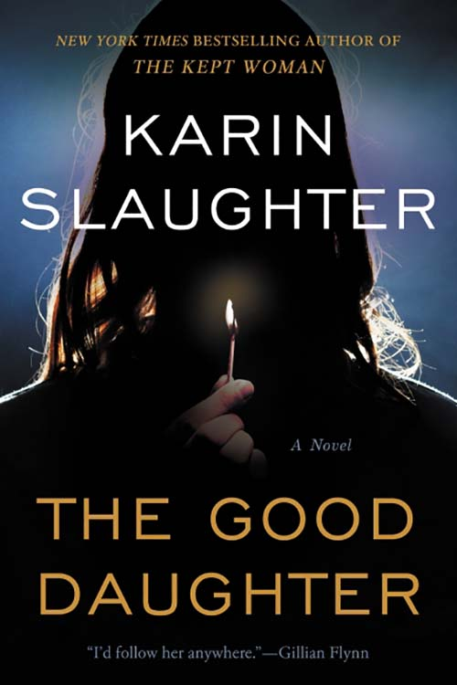 The cover of the book The Good Daughter