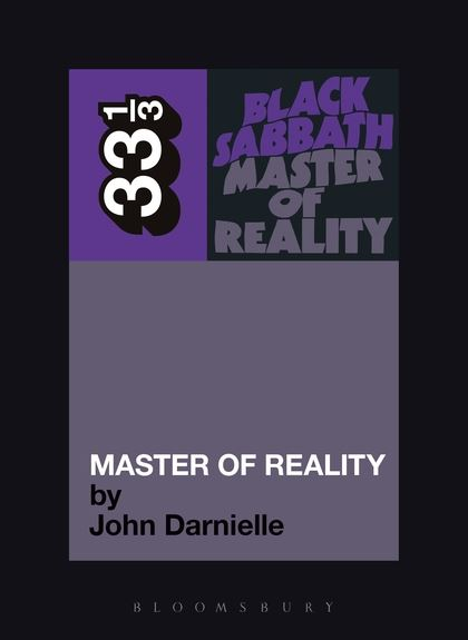 Black Sabbath's Master of Reality by John Darnielle
