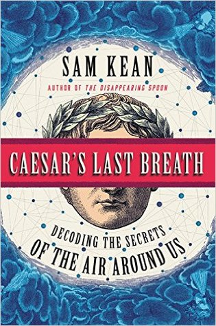 The cover of the book Caesar's Last Breath