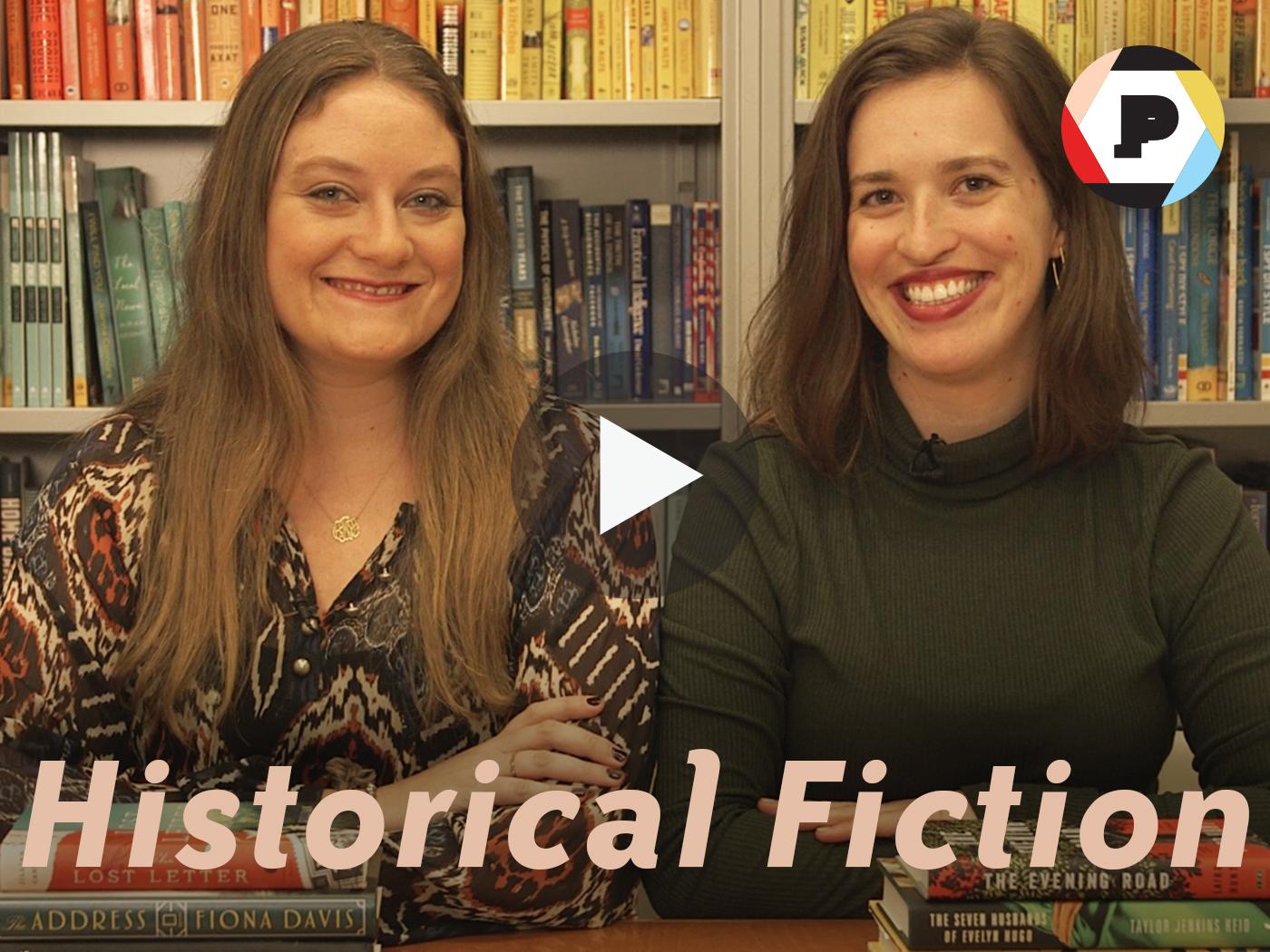 Six Picks Historical Fiction