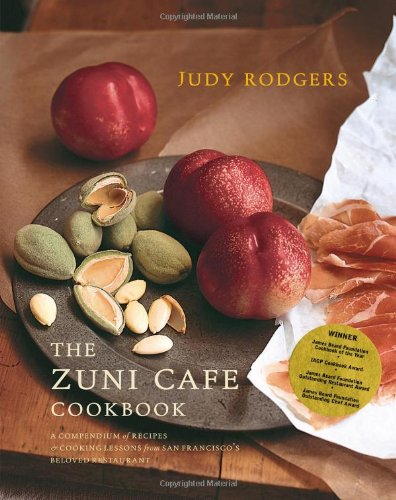 The cover of the book The Zuni Café Cookbook