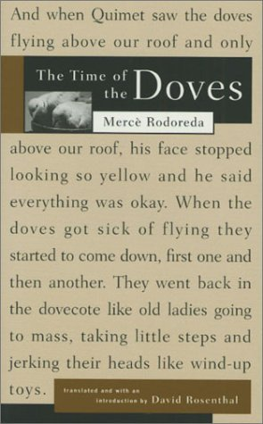 The cover of the book The Time of the Doves