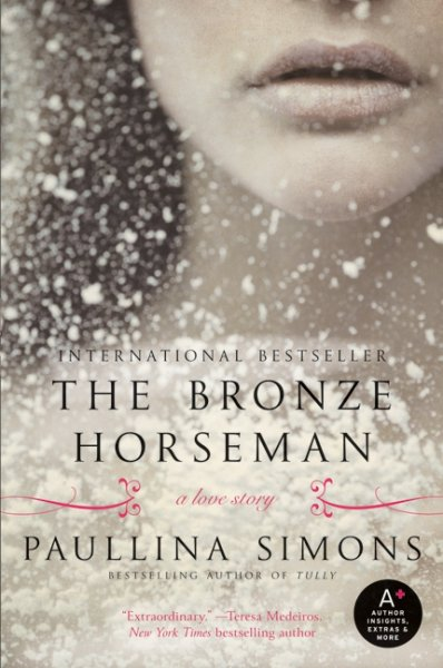 The cover of the book The Bronze Horseman