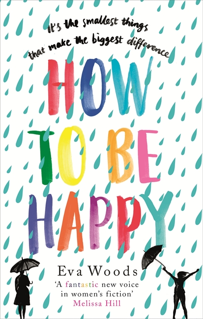 The cover of the book How to Be Happy