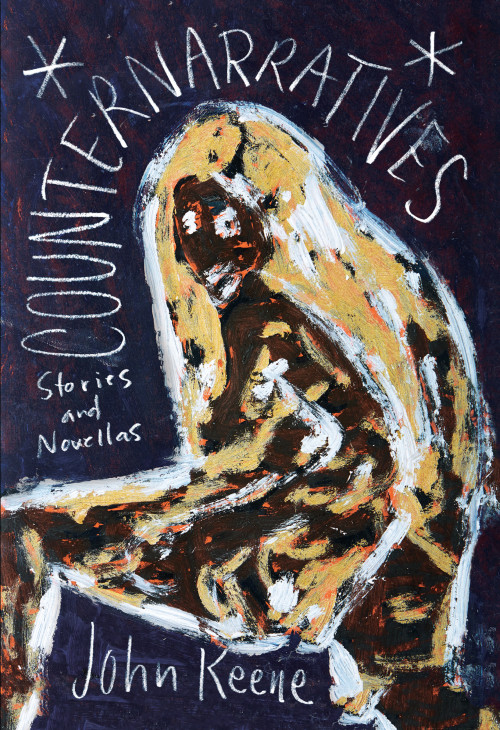 The cover of the book Counternarratives