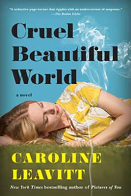 The cover of the book Cruel Beautiful World
