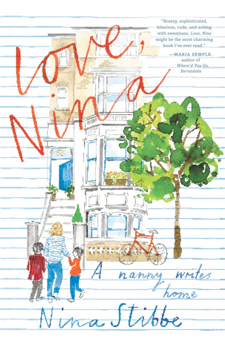 The cover of the book LOVE, NINA