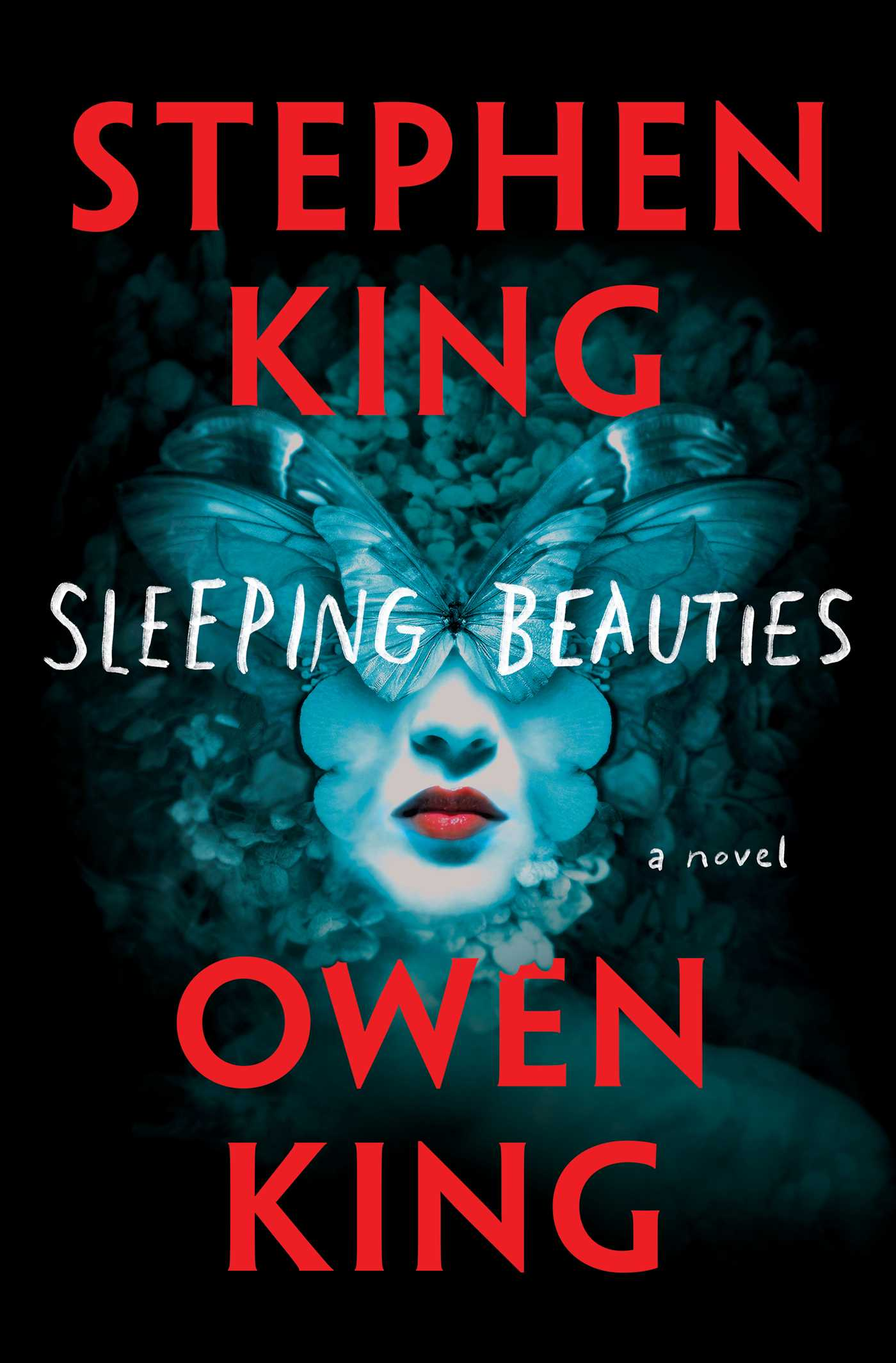 The cover of the book Sleeping Beauties