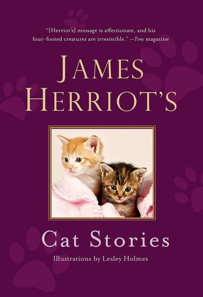 Cat Stories by James Herriot