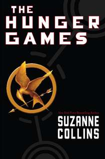 The cover of the book The Hunger Games
