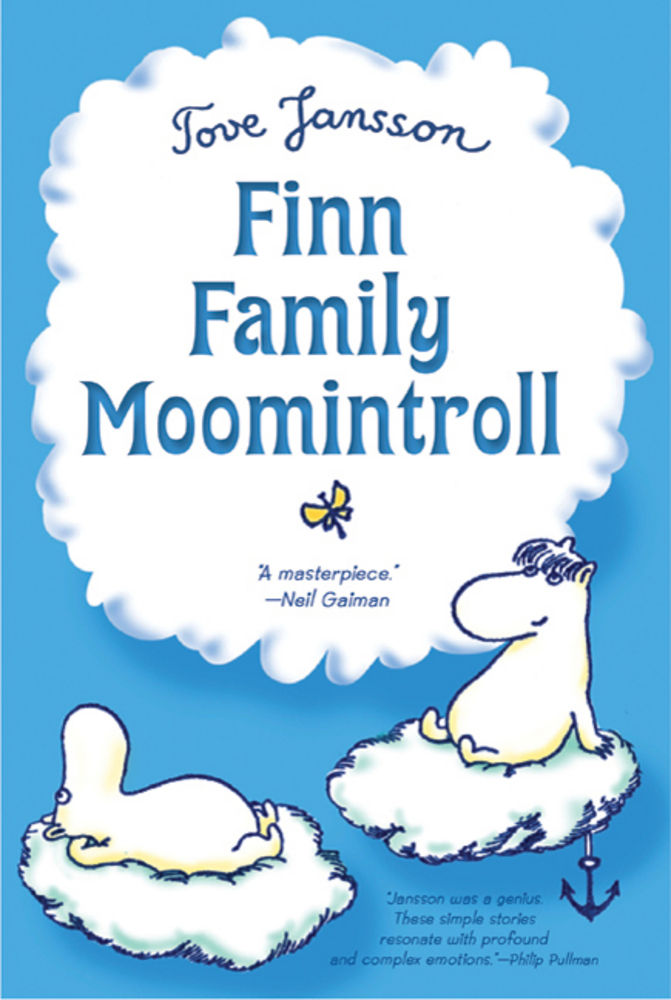 The cover of the book FINN FAMILY MOOMINTROLL