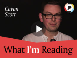 Cavan Scott What I'm Reading