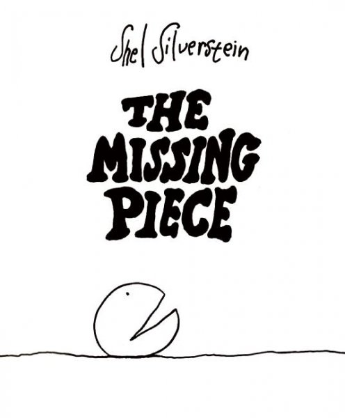 The cover of the book The Missing Piece